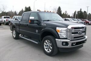 2011 Ford F-250 Lariat DIESEL CREW SHORTBOX 4X4