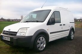 FORD TRANSIT CONNECT LONG WHEEL BASE HIGH TOP VERY CLEAN VAN SIDE LOADER ANY TRIAL WELCOME