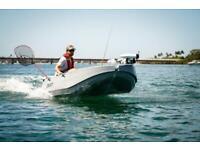 Polycraft Tuffy 10ft tender/fishing boat **brand new in stock**