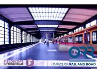 Office of Road and Rail - Mystery travelling by train
