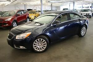 2012 Buick Regal COMFORT 4D Sedan