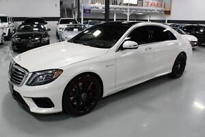 2015 Mercedes-Benz S-Class 63 AMG | LOCAL CAR | WARRANTY | CLEAN