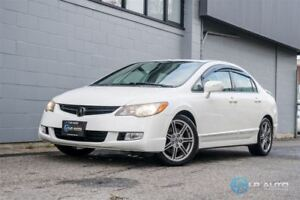 2007 Acura CSX Type S! Leather! Navigation!