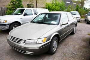 1998 Toyota Camry 4dr Sdn CE Auto