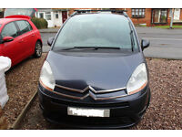 7 SEATER 2007 Citroen C4 Grand Picasso 2.0HDi 16V VTR Plus 5dr EGS 5 door Estate