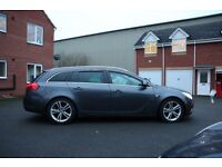 2010 Vauxhall Insignia SRI 2.0 CDTI Manual Estate REMAPPED