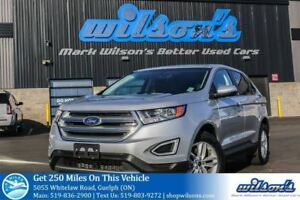 2015 Ford Edge SEL AWD! LEATHER! REAR CAMERA! HEATED+POWER SEATS