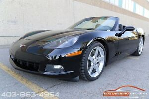 2008 Chevrolet Corvette Convertible 3LT - Z51 - 6 SPEED