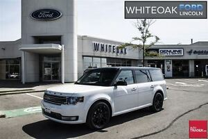 2016 Ford Flex SEL, NAVI,LEATHER,ROOF,FORD CERTIFIED PROGRAM LOW