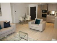 BRAND NEW 1 BEDROOM FLAT WITH PRIVATE BALCONY, CONCIERGE SERVICE IN CLAREMONT HOUSE, CANADA WATER