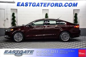 2017 Ford Fusion SE AWD Leather/Navigation