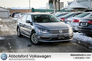 2015 Volkswagen Passat 1.8 TSI Trendline - Locally Owned/ No Cla