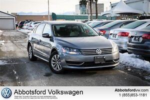 2015 Volkswagen Passat 1.8 TSI Trendline - Locally Owned/ No Cla