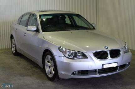 BMW 5 25i (2006) Sports Automatic (2.5L - Multi Point F/INJ) Macquarie Park Ryde Area Preview
