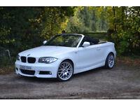 BMW 120d 2.0 Convertible M Sport