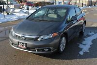 2012 Honda Civic EX | ONLY 48K | Accident-FREE | One-Owner