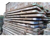 Reclaim scaffold boards
