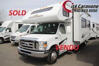 2015 Forest River Sunseeker 3100 2015 extension double