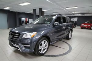2012 Mercedes-Benz M-Class ML 350 BlueTEC - Distronic Plus et Pr