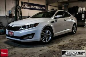 2012 Kia Optima EX Luxury LEATHER! ROOF!