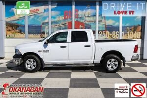 2014 Ram 1500 ST, One Owner, OKANAGAN TRUCK!!!