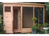 BIRD HOUSE Aviary