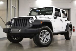 2016 Jeep WRANGLER UNLIMITED Sport *Black Bear Edition*