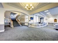 Serviced Office Space- The Town Hall Chambers-North Tyneside- Fully Inclusive Rent