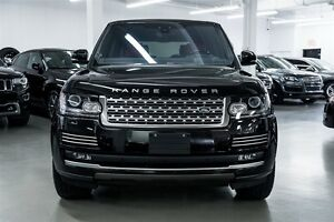 2017 Land Rover Range Rover V8 LWB AUTOBIOGRAPHY