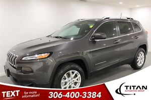 2016 Jeep Cherokee Auto  Alloys  Low Kms  Must See!!