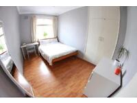 Beautiful bright double room Holloway ALL BILLS INC