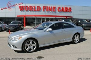 2009 Mercedes-Benz CL-Class CL550 Accident Free *56743 KM*