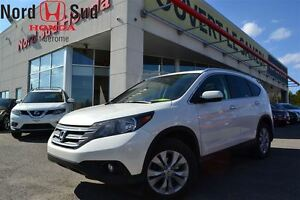 2014 Honda CR-V Touring*AWD*GPS*CUIR*FULL EQUIP