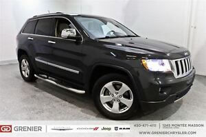 2011 Jeep Grand Cherokee Limited*Cuir,toit panoramique, Gps*
