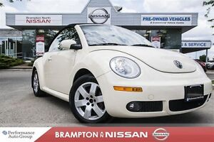 2007 Volkswagen New Beetle 2.5L *Leather|Convertible*