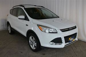 2013 Ford Escape SE AWD WITH LEATHER INTERIOR