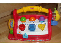 Fisher-Price Laugh & Learn Tool Bench