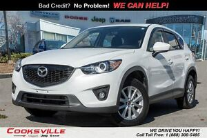 2015 Mazda CX-5 GS SUNROOF, BLUETOOTH, POWER SEATS