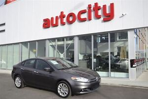 2015 Dodge Dart Limited | Heated Leather | UConnect |