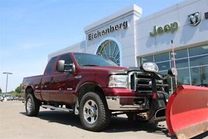 2006 Ford F-350 Lariat 4X4 *DIESEL/PLOW READY TO WORK*
