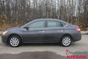 2014 Nissan Sentra 1.8/Power Options/ECO/Bluetooth/Traction Cont Prince George British Columbia image 13