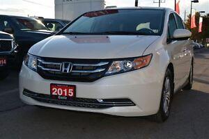 2015 Honda Odyssey EX/ROADDSIDE WARRANTY TILL 03/01/2018