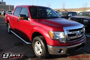 2014 Ford F-150 XLT Heated seats! Bluetooth!