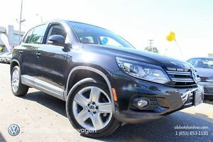 2014 Volkswagen Tiguan 2.0T COMFORTLINE 4MOTION, SPORT AND TECHN
