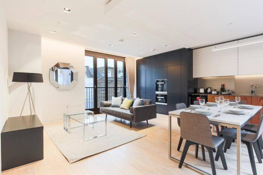 @ BRAND NEW 2 BED APARMENT IN ST PAULS BARBICAN UNDERWOOD BUILDING EC1A- MOVE IN NOW