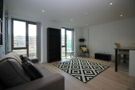 Studio Apartment in Royal Wharf, £1200PCM Excluding Bills, 5th Floor, Gym, Canning Town E16 - SA
