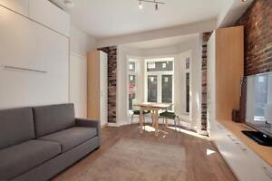 Studios / lofts refaits à neuf et meublés - Rue St-Jean