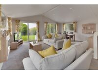 Carvan lodge holiday home for sale at Tattershall Lakes Lincolnshire near Skegness Ingoldmells