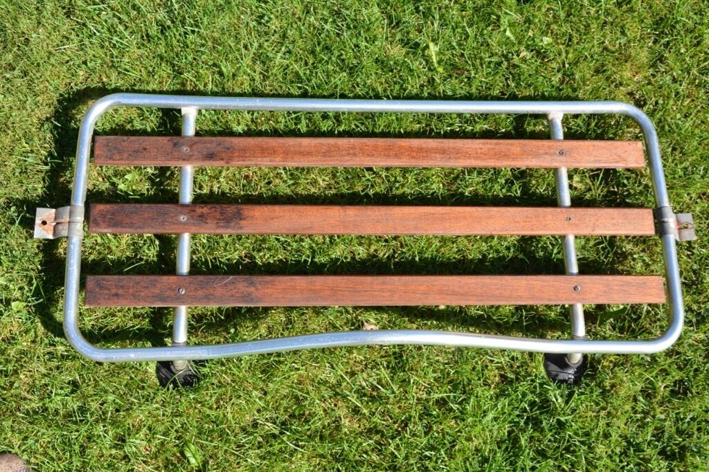 Tired mg midget boot rack are loads