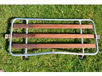 Boot Rack For Classic Car Possibly MG Midget.